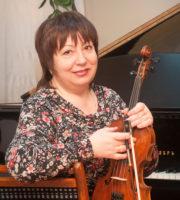 Охлопкова Елена Фёдоровна
